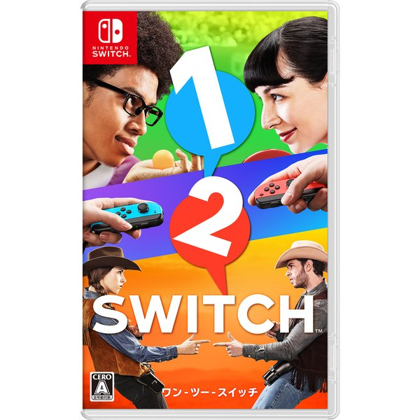 1-2-Switch(ワンツースイッチ) [Nintendo Switchソフト]