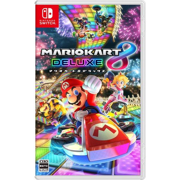 マリオカート8 デラックス [Nintendo Switchソフト]