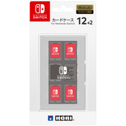 NSW-024 [カードケース12+2 ホワイト for Nintendo SWITCH]