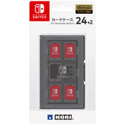 NSW-025 [カードケース24+2 ブラック for Nintendo SWITCH]