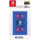 NSW-026 [カードケース24+2 ブルー for Nintendo SWITCH]