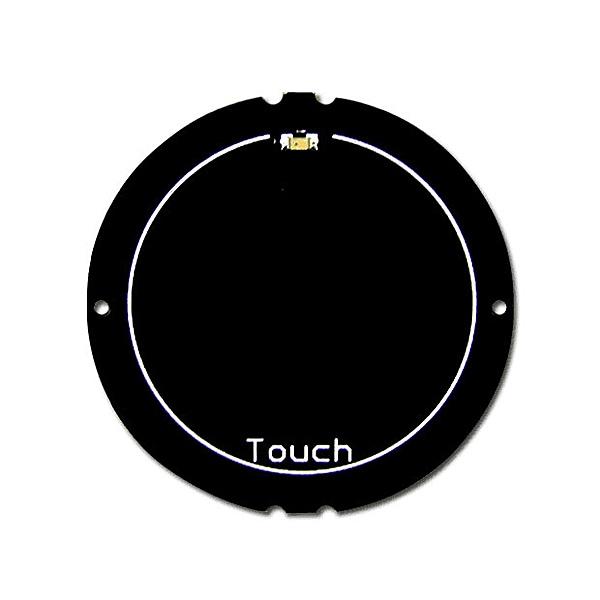 KP-Tch1-B [タッチスイッチ 黒色バージョン]