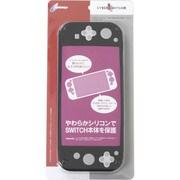 CY-NSSCC-BK [Nintendo SWITCH用 シリコンカバー High Grade ブラック]