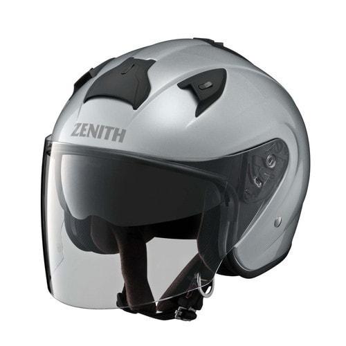 YJ-14 ゼニス CRシルバー Lサイズ [ヘルメット]