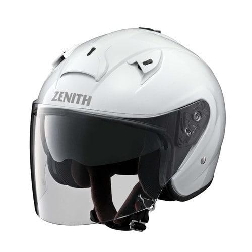 YJ-14 ゼニス パールホワイト Lサイズ [ヘルメット]