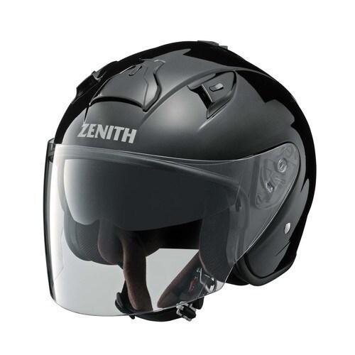 YJ-14 ゼニス メタルブラック Lサイズ [ヘルメット]