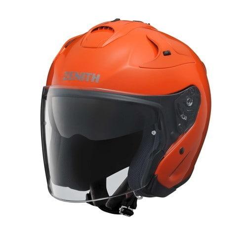 YJ-17 ゼニス-P ダークオレンジ Sサイズ [ヘルメット]
