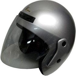 FS-505B SIL [ジェットヘルメット]