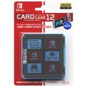 ILXSW201 [Nintendo Switch用 カードケース12 Blue]
