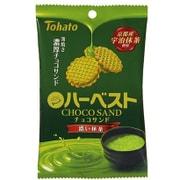 ハーベストチョコサンド濃い抹茶 38g [菓子]
