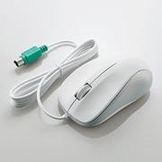 M-K6P2RWH/RS [光学式マウス PS/2 3ボタン Mサイズ ホワイト]