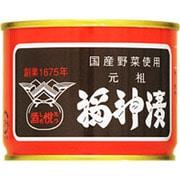 福神漬6号缶 (国産野菜使用) 200g