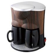 CMR-50B(DBK) [PIERIA 2カップコーヒーメーカーDBK]