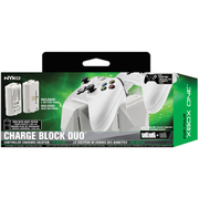 CHARGE BLOCK DUO White NYKO for XBOX One