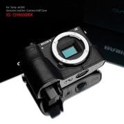 XS-CHA6500BK [ソニー α6500用 カメラハーフケース ブラック]