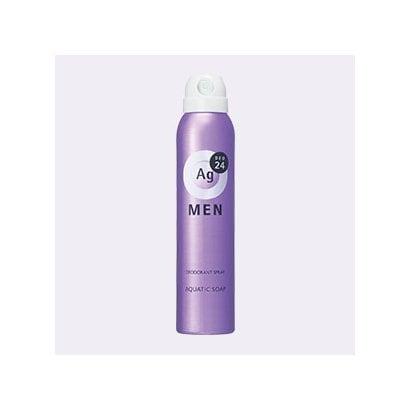 メンズデオドラントスプレー N アクアティックソープの香り 100g [制汗剤]