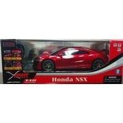 ラジオコントロール 1/18 HONDA NSX