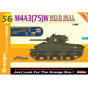 CH9156 [1/35 ミリタリーシリーズ WWII アメリカ軍 M4A3 75W シャーマン中戦車 溶接車体]