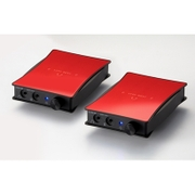 JADE next Ultimate bi power Custom IEM 2pin-Unbalanced with VanNuys bag Red [ポータブルヘッドフォンアンプ 専用キャリングバッグ付き限定モデル]