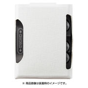CP-MOJOLC1/W [CHORD Mojo用本革レザーケース ホワイト]