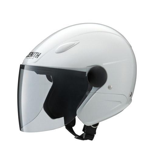 SF-7 パールホワイト フリー [ジェットヘルメット SG規格]
