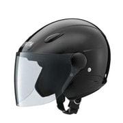 SF-7 メタルブラック フリー [ジェットヘルメット SG規格]
