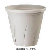 根はり鉢 3号 ホワイト [鉢]