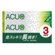 ACUO グリーンミント [14粒×3パック]