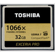 CF-AX032G [EXCERIA PRO コンパクトフラッシュ 32GB UDMA 7対応]