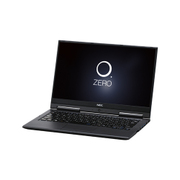 PC-HZ750GAB [LAVIE Hybrid ZERO HZ750/GAシリーズ/13.3型ワイド/Core i7-7500U(2.7GHz)/SSD 256GB/メモリ8GB/Windows 10 Home 64ビット/office H&B Premium プラス Office 365 サービス/メテオグレー]