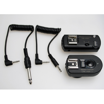 TS-011-M [2.4G ワイヤレスリモコンセット 単四乾電池用]