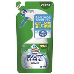 スクラビング バブル アルコール 除 菌 トイレ 用
