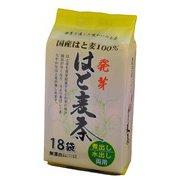 ゼンヤクノー 国産 発芽はと麦茶 18袋