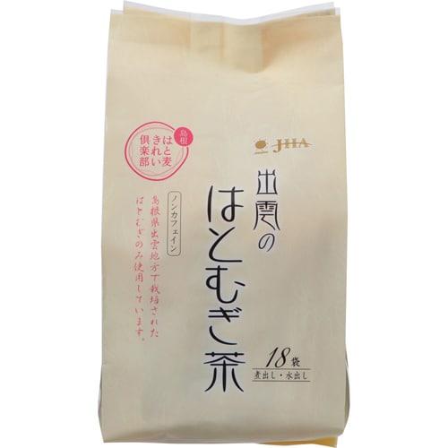 ゼンヤクノー 出雲のはとむぎ茶 126g(18袋)