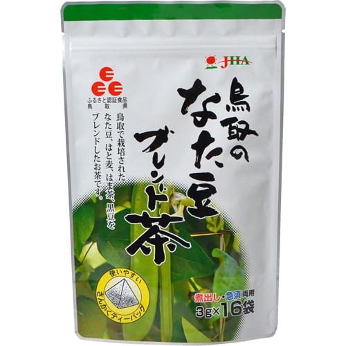 ゼンヤクノー 鳥取のなた豆ブレンド茶 48g(3g×16袋)