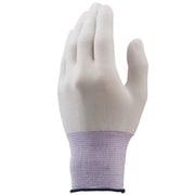 B0620 L [インナー手袋 EXフィット手袋 20枚入 Lサイズ ホワイト]