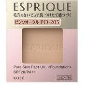 エスプリーク ピュアスキン パクト UV PO-205 ピンクオークル [パウダーファンデーション]