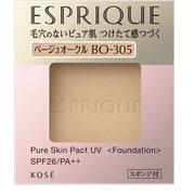 エスプリーク ピュアスキン パクト UV BO-305 ベージュオークル [パウダーファンデーション]