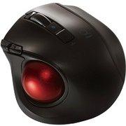MUS-TBLF134BK [レーザー式 小型静音オートスピード Bluetoothトラックボールマウス 5ボタン ブラック]