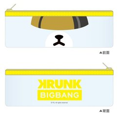 KRUNK×BIGBANG ペンケース D-LIFE [キャラクターグッズ]