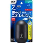 メンズビオレ 薬用デオドラントZ ロールオン アクアシトラスの香り [55mL]