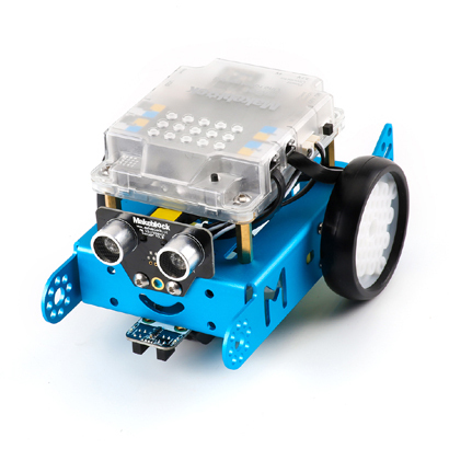 99095 [mBot V1.1-Blue(Bluetooth Version) STEM教育用ロボットキット]