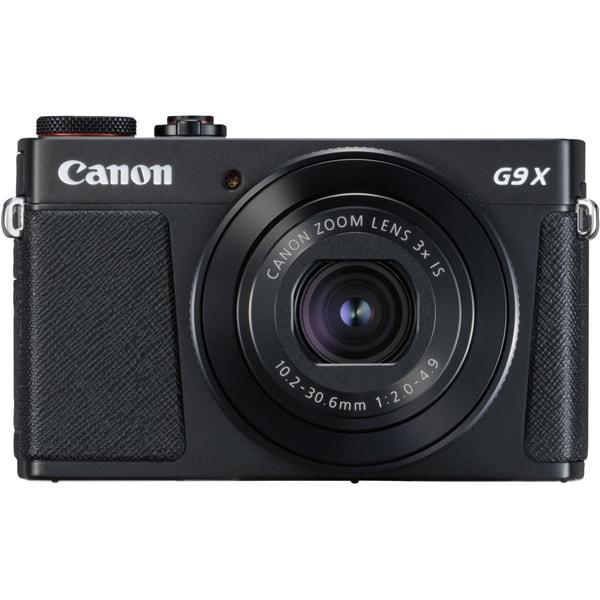 PowerShot G9X Mark II ブラック [コンパクトデジタルカメラ]