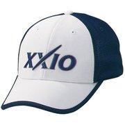 XMH6102 [キャップ ホワイト/ネイビー]
