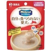 ライフアシスト ペーストタイプ ミルク仕立て 60g [ドッグフード 介護期専用 総合栄養食]