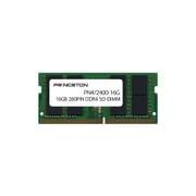 PDN4/2400-16G [16GB PC4-19200(DDR4-2400) CL=17 260PIN SO-DIMM]