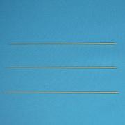 1/35 ディティールアップパーツ ドイツ戦車用 2mアンテナセット(金属挽物3本セット) [プラモデル用品]