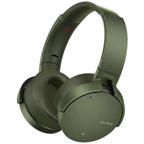 MDR-XB950N1 G [ワイヤレスステレオヘッドセット ノイズキャンセリング対応 グリーン]