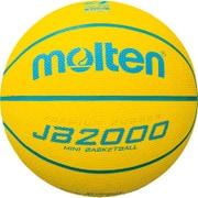 B4C2000LY [バスケットボール JB2000軽量 4号]