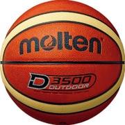 B7D3500 [屋外用バスケットボール 7号球 ブラウン×クリーム B7D3500]